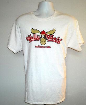 Wally World T Shirt (MENS WALLY WORLD T SHIRT LARGE CALIFORNIA CHEVY CHASE VACATION MARTY)