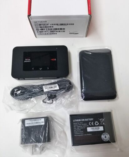 Verizon Jetpack 4G LTE Mobile Hotspot - AC791L (Wireless)WIFI MIFI Broadband 01