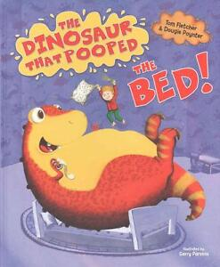 FLETCHER/POYNTE-DINOSAUR THAT POOPED THE BED,THE  BOOK NEU
