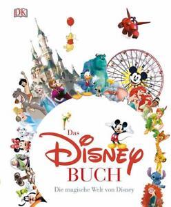 Das Disney Buch - Die magische Welt von Disney - (2016, Gebundene Ausgabe)