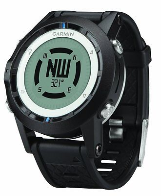 Garmin Quatix Waterproof Marine Gps Navigation Sport Watch 010 01040 50