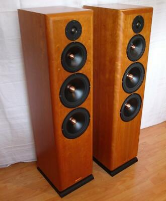 Dantax Utopia 7 450W Audiophile HiFi Floor Standing Loudspeakers Speakers