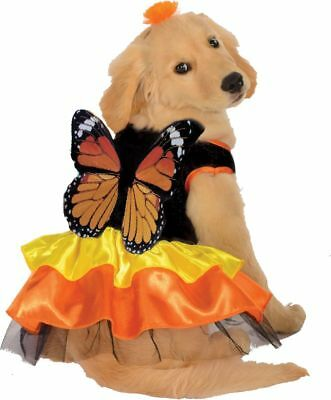 Rubies Beautiful Monarch Butterfly Pet Dog Animal Halloween Costume 887834 (Monarch Butterfly Dog Costume)