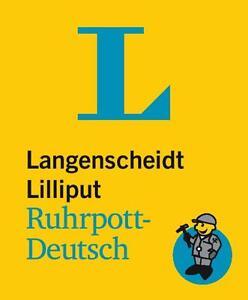 Langenscheidt Lilliput Ruhrpott-Deutsch, Mini-Wörterbuch !