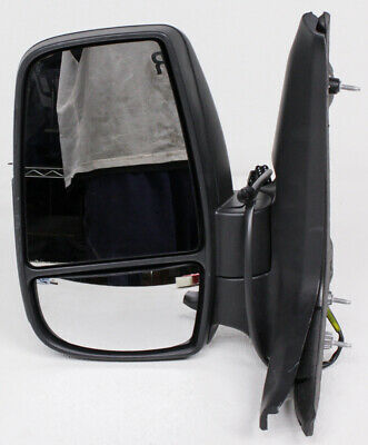 OEM Ford Transit 150, 250, 350 Left Driver Side Exterior Mirror Scratches
