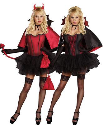Morris Costumes Women's Reversible Corset Devils With Bite Costume XL. RL7544XL