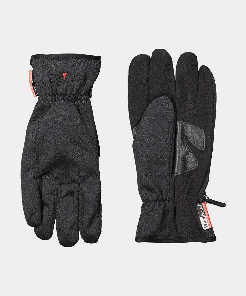 Softshellhandschuhe Softshell Handschuhe winddicht Langlauf Multisport CMP black