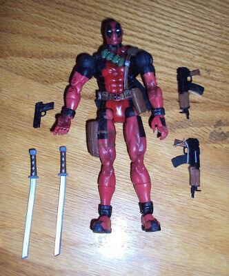 Toybiz Marvel Legends Deadpool Figure