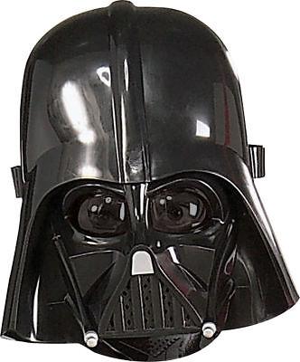 Morris Costumes Star Wars Darth Vader Child Halloween Pvc Mask One Size. RU3441](Darth Vader Mask Kids)