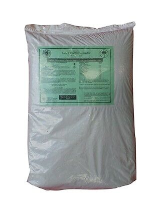 Growers 8-2-12 Palm & Ornamental Fertilizer - 50 Lbs.