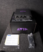Digidesign Pro Tools Mbox 3 Mini