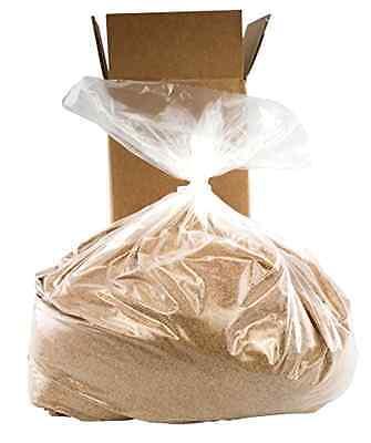 Media Walnut Hull Brass Cleaning Bag 18-Pound Bullet Case Tumbler Cleaner Kit .