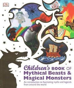 Children`s Book of Mythical Beasts  BOOK NEU