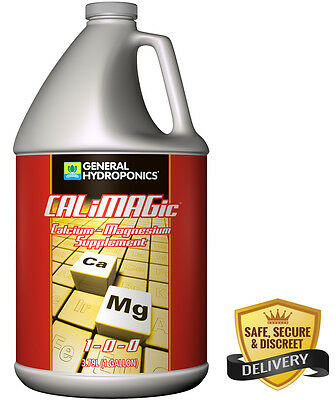 General Hydroponics Gh Calimagic 1 Gallon Gal   Calcium Magnesium Supplement Cal