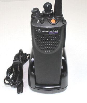 Motorola Xts3000 Uhf 450-520mhz Mod I P25 Digital