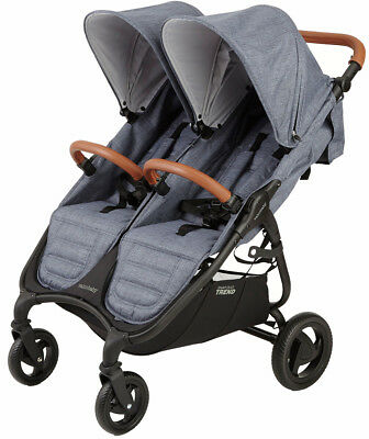 Valco 2018 Snap DUO Trend Stroller in Denim Brand New!! Free Shipping!! for sale  Towson
