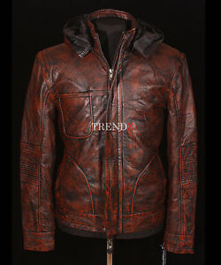 Ghost-Protocol-Mission-Impossible-Brown-Mens-Hooded-Real-Stained-Leather-Jacket