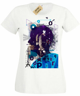 Die Armee Damen T-Shirt Damen Top Geometrisch Modisch Cool T-Shirt Mathe - Armee Damen-t-shirt