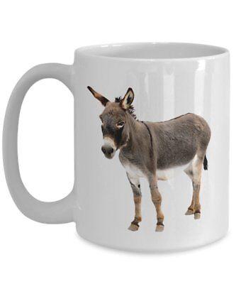 Baby Donkey Mug Funny Tea Hot Cocoa Coffee Cup Novelty Birthday Christmas