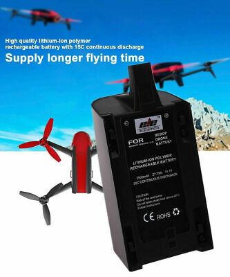 2500mAh 11.1V Rechargeable Battery Send off for Parrot Bebop Drone 3.0 Quadcopter