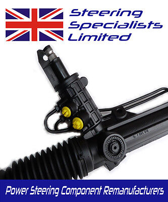 Audi A5 8F 07 to 2015 Power Steering Rack Repair / Remanufacturing Service