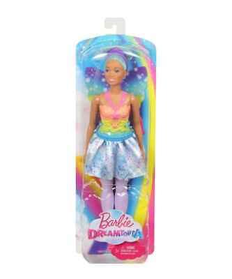 Barbie Dreamtopia Fairy Rainbow Cove Fairytale Blue Hair