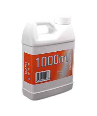 Orange Dye Sublimation Ink 1000ml Bottle For Epson Stylus Pro 7900 9900 Non-oem