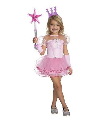 Wizard Of Oz Glinda The Good Witch Pink Tutu Girls Toddler Halloween Costume (Wizard Of Oz Toddler Costumes)
