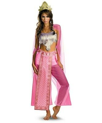 Princess Outfits For Adults (Sexy Princess Tamina Costume for Girl women Adult Halloween Cosplay Outfit)