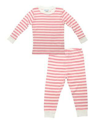 Under the Nile Organic Cotton Classic Long John Pajamas - Choice of Color & -