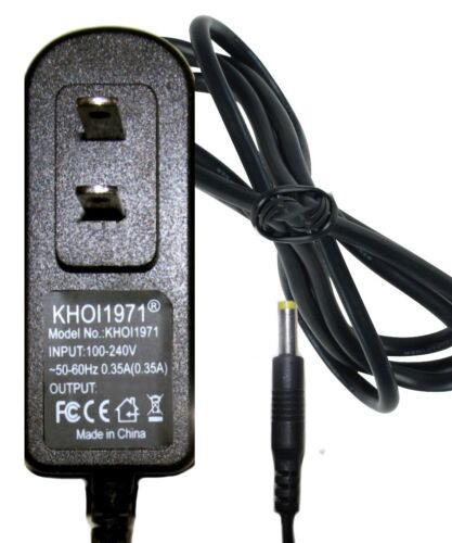 WALL charger AC adapter for 500L SURE Bilt LED Worklight Bar underhood AUTOZONE