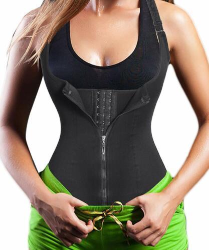 US Women Waist Trainer Corset For Weight Loss Neoprene Body