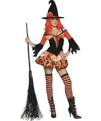 Sexy Halloween Adult Tainted Garden Witch - Gardener Halloween Costume