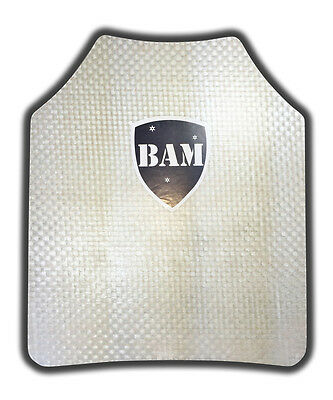 Body Armor | Bullet Proof Plate | ArmorCore | Level IIIA+ 3A+ 10x12- Single