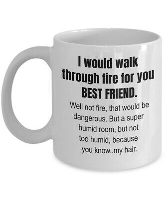 Birthday gifts for best friend female mug men presents friends her him