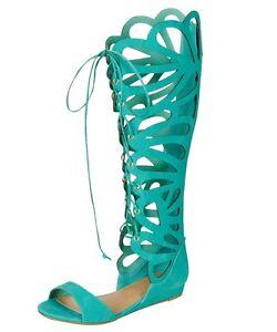 High Heel Gladiator Sandals Shoes