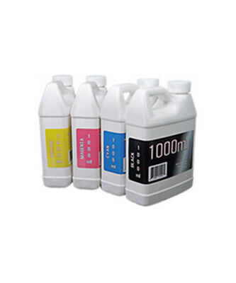 Dye Sublimation Ink 1000ml Bottles For All Epson Printers Non - Oem Ink