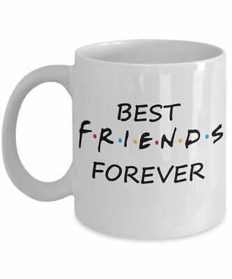 Friends Mug Friends Tv Show Friendship Mug Best Friends Forever Gift Best