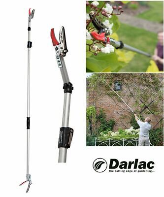 Telecopic Adjustable Snapper Pruner Long Handle Reach from Darlac