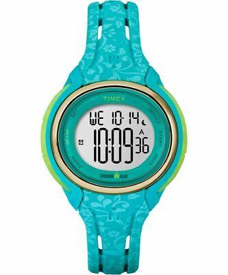 Timex TW5M03100, Ironman Sleek 50-Lap Indiglo Watch, Alarm, Women's