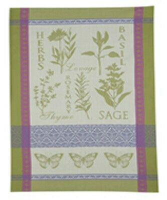 Kay Dee Designs - Jacquard Tea Towel - Garden Rules - NWT