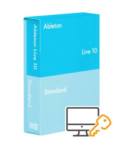 Ableton Live Suite 10 Пожизненный активированный полный EDITION🔑