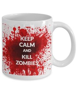 Funny Zombie Mug