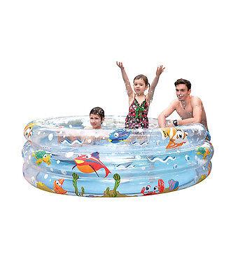 Piscina oceano gonfiabile per bambini 150 x 53 cm