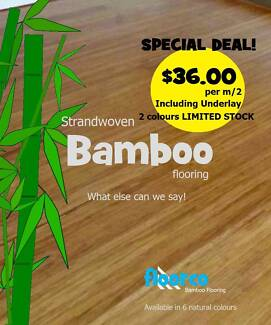 BAMBOO FLOORING at $36 per/m2 Scoresby Knox Area Preview