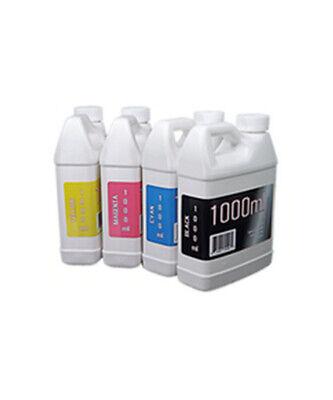 Dye Sublimation Ink 1000ml Bottles For Epson Et-2720 Et-2760 Printers Non - Oem