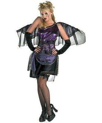 Purple Grecian Fairy Adult Costume Size Women's - Grecian Halloween Costumes