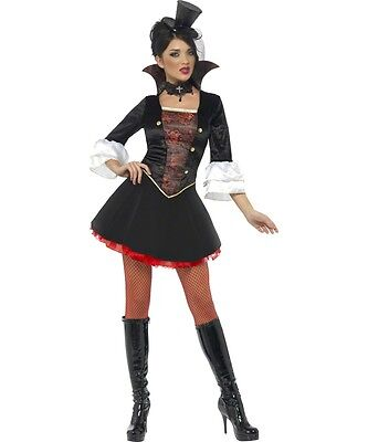Sexy Halloween Adult Gothic Vampire Princess - Vampire Princess Halloween Costume