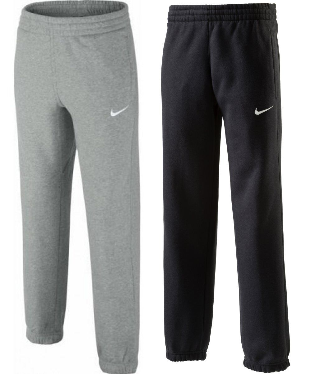 acf05fbe4740d1 Nike Kinder Jungen Sport Freizeit Trainings Jogging Hose N45 CUFF Fleece  619089