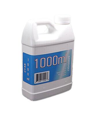 Dye Sublimation Ink Cyan 1000ml Bottle For Epson Ecotank Et-15000 Non - Oem